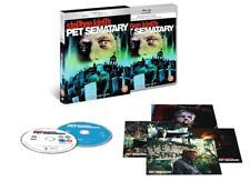Blu Ray and DVD  PET SEMATARY. Premium collection. Stephen King. New sealed.