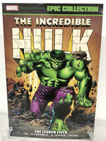 Incredible Hulk Epic Collection Vol 3 The Leader Lives Marvel Comics New TPB