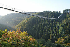 4 Tage Ferienwohnung Herbstferien,Saar Hunsrück Steig, Hängeseilbücke, Mosel