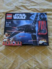 Lego Star Wars Krennic's Imperial Shuttle (75156) Brand New and Sealed