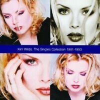 KIM WILDE - THE SINGLES COLLECTION 1981-1993  CD  17 TRACKS POP BEST OF  NEU