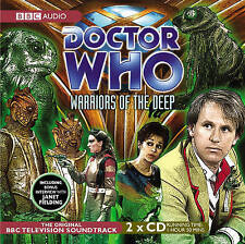 DOCTOR WHO - WARRIORS OF THE DEEP - BBC Television Soundtrack / 2x CD