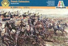 Italeri 6084 1/72 Napoleonic Wars Scale Military Model Kit French Cuirassiers