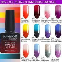 10x UV LED Nail Gel Polish Soak off Varnish Base Top Color Coat Nail Gels Polish