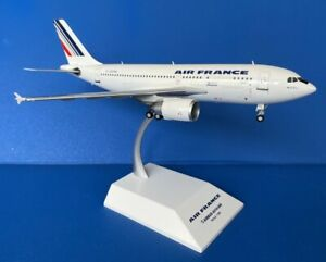 Air France Airbus A310-304 F-GEMN 1990s colors 1/200 scale diecast JC Wings