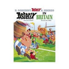 Asterix in Britain by René Goscinny, Albert Uderzo (illustrator)