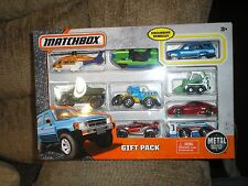 2016 Matchbox 9-Car Gift Pack (With Exclusive 1985 TOYOTA 4RUNNER)