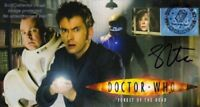 """Doctor Who """"Forest of the Dead"""" Collectable Stamp Cover - Signed STEVE PEMBERTON"""