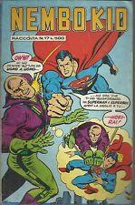 NEMBO KID RACCOLTA N° 17 (Superman e Batman)
