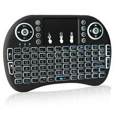 Teclado inalambrico mini i8 Touchpad Bluetooth 2.4GHz