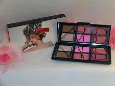 New NARS Guy Bourdin One Night Stand Cheek Palette Blush Bronzer Compact 6 Shade