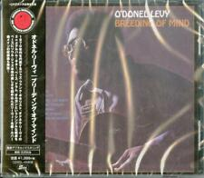 O'DONEL LEVY-BREEDING OF MIND-JAPAN CD Ltd/Ed C65