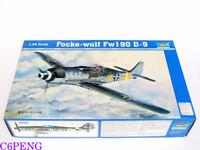 Trumpeter 02411 1/24 Focke-wulf Fw190 D-9 hot
