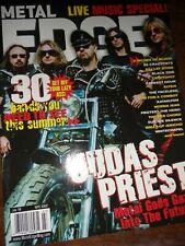 Metal Edge 2008 Magazine Live Music Special Judas Priest