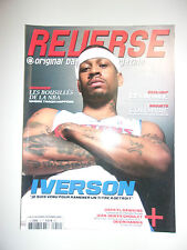 REVERSE N°19 2008 IVERSON - DETROIT PISTON