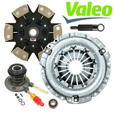 VALEO STAGE 3 HD CLUTCH KIT+SLAVE for 04-12 CANYON COLORADO ISUZU i-280 i-290 I4
