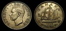 1949 Canada Dollar King George VI MS-64