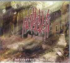 Grave Robber-Be Afraid CD Collectors Edition Christian Horror Rock( Brand New)
