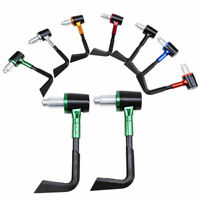 Brake Clutch Lever Protector Bar End Guard Handguard Levers for Motorcycle 22mm