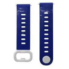 Verizon Replacement GizmoWatch Band Only for Kids GizmoWatch - Blue/White