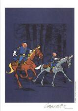 Ex-libris Offset Tuniques Bleues (Les) Dans les bois Petits Sapristains (Les)