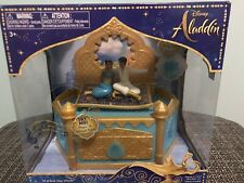 NEW 2019 Disney Aladdin A Whole New World Live Action Musical Jewelry Box w Ring