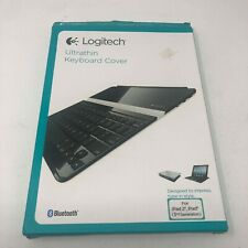 Logitech Ultrathin Keyboard Cover Blk. for iPad 2 and iPad (3rd/4th Gen)Open Box