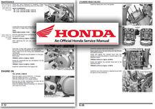 Honda XL700 Transalp Service Workshop Repair Manual Shop XL 700 XL700V V