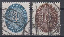 Deutsches Reich Dienst Nr. 130 + 131 sauber gestempelt - ansehen!!!