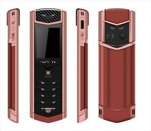 4PCS Fashion Unlocked Cellular Phone Quad Band Dual Sim Personnality Cellphone