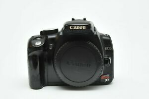 Canon EOS Rebel XT 8MP Digital SLR Camera *FOR PARTS*