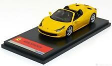 1:43 Fujimi Ferrari 458 SPIDER 2011 YELLOW