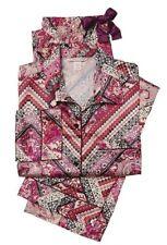 Victorias Secret Afterhours Silky Satin Pajama Set Pajamas NWT M