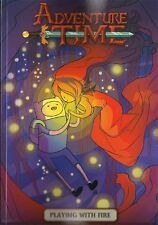 ADVENTURE TIME ORIGINAL GN VOL 1 PLAYING WITH FIRE SC TPB FLAME PRINCESS NEW