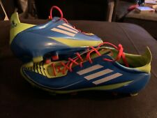 V.Rare Adidas F50 Adizero TRX FG 2012 Size 12 UK Limited Edition Mint Worn Once
