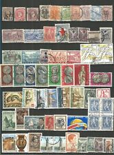Greece from 1889 year nice Collection used stamps