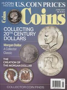 Coins Magazine June 2021