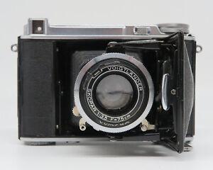 Voigtländer Baby Bessa 46 w/Skopar Skopar 1:3.5 75mm - Vintage condition