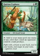 QUIRION EXPLORER Commander 2016 MTG Green Creature — Elf Druid Scout Com