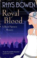 Royal Blood ( Her Royal Spyness) di Bowen, Rhys Libro Tascabile 9781472120748