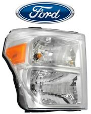 For Ford F250 F550 Super Duty 11 thru 16 Passenger Right Headlight Assy Genuine