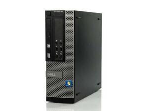 DELL OPTIPLEX 790 INTEL CORE I5 @ 3.1 GHZ 4GB RAM 250GB HDD DVDRW WIN 7/10 PRO