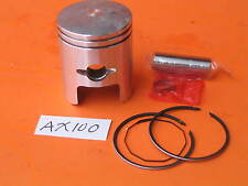 Piston 50mm +.25 Bore Rings Wrist Pin for Suzuki AX100 2-Stroke No:12140-23411