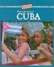 Descubramos Cuba/Looking at Cuba (Descubramos Paises Del Mundo /-ExLibrary