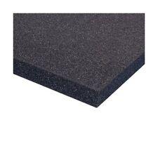 Adam Hall - Foam Plastazote PE black (200 cm x 100 cm x 30 mm)
