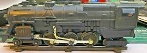 Marx O27 4-6-4 Steam Locomotive w/tender Southern Pacific Lines 1829 w/cars - B9