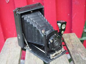 alte Plattenkamera Vario Rapid Aplanat1:7,7 135mm