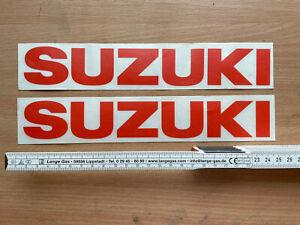 Suzuki Schriftzug/Aufkleber
