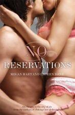 No Reservations    by Lauren Dane & Megan Hart . . . . .   Black Lace