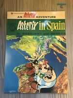 VINTAGE 1974 : ADVENTURES OF ASTERIX: ASTERIX IN SPAIN: